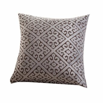 1PC Premium Solid Cotton Linen Square Throw Pillow Case Decorative Cushion Cover Pillowcase for Sofa (