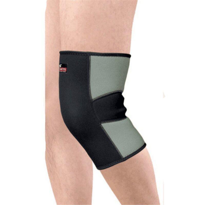 2 PCS Sport Neoprene Patella Knee Leg Sleeve Brace Compression Support Pain Relief L