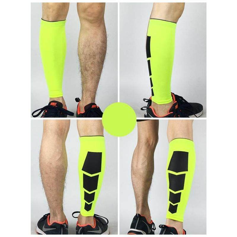 2 PCS Sports High Elastic Outdoors Climbing Basketball Knee Support Guards, Size: L (Green)