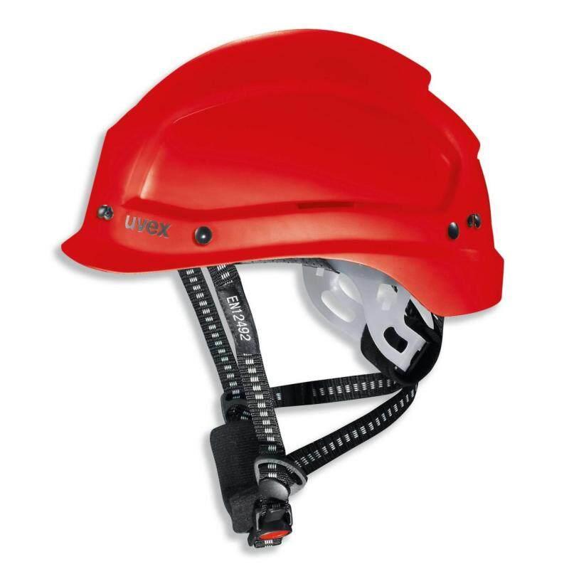 2 unit Pheos Alpine Rescue Helmet Red