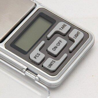 200g x 0.01g Mini Electronic Digital Jewelry Scale Balance PocketGram LCD Display kitchen Digital Jewelry Pocket Gram Scale
