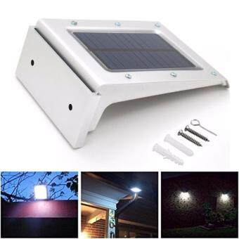 Harga 2017 Newest 20 LED Solar Lamps PIR/Sound Human Body Motion SensorRay Garden Home Security Outdoor Wall Light Waterproof