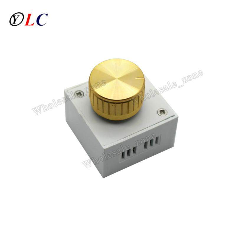 Buy 25W to 120W 1A 220V Bedside Table Lamp Dimmer Hotel Desk Lamp LED Dimmer Knob Switch Malaysia