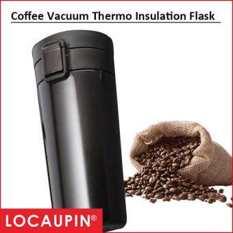 Harga 290mL Locaupin Coffee Vacuum Thermo Insulation Flask