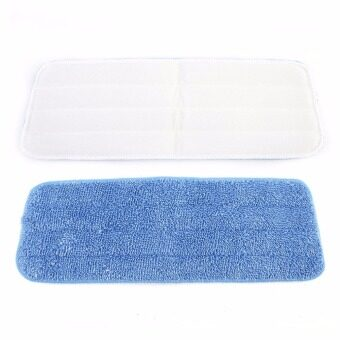 3 Colors Replacement Microfiber mop Washable Mop head Mop Pads Fit Flat Spray Mops Household Cleaning Tools