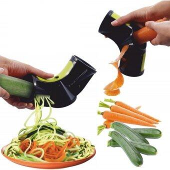 3 Head Peeler Multi-function Slicer Vegetable Spiral Slicer Spiralizer Cutter Kitchen Fruit Slicer Veggie Spiral