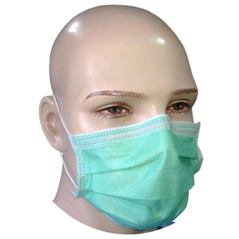 Buy 3 Ply Earloop Surgical Disposable Face Mask 1Box (50Pcs) Malaysia