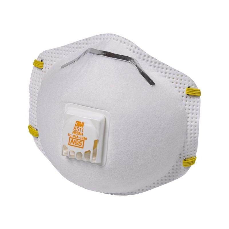 Buy 3M 3M8511 N95 Particulate Respirator Half Mask With Valve (1pcs) Malaysia
