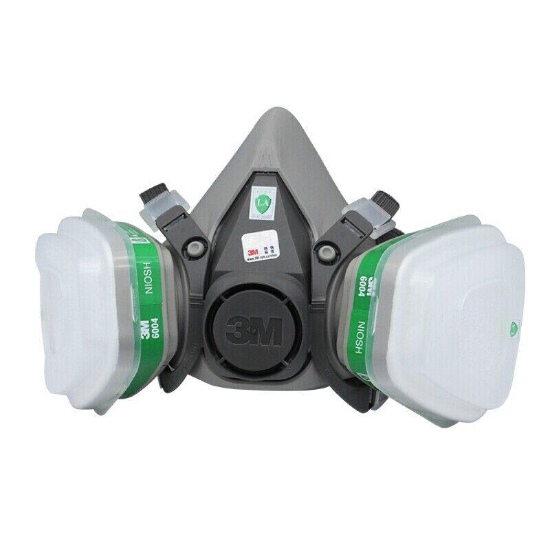 Buy 3m 6200 + 6004 anti-virus mask Chlorine Ammonia Malaysia
