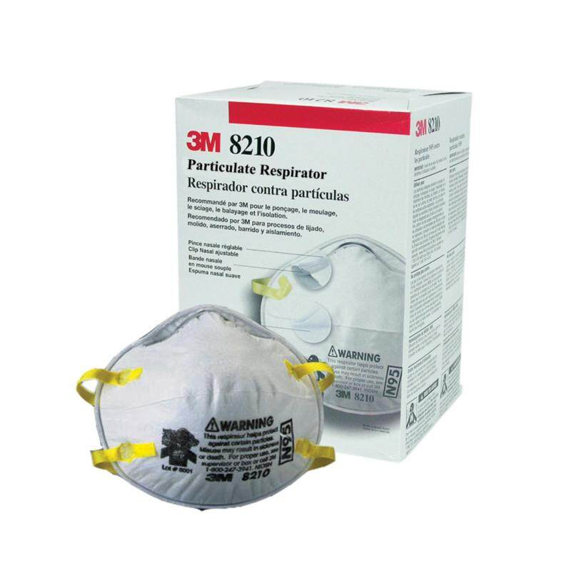 Buy 3M 8210 Particulate Respirator N95 (20PCS) Malaysia