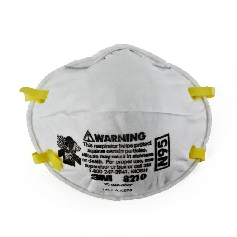 Buy 3M 8210 Particulate Respirator N95 Mask 5pcs/pack Malaysia