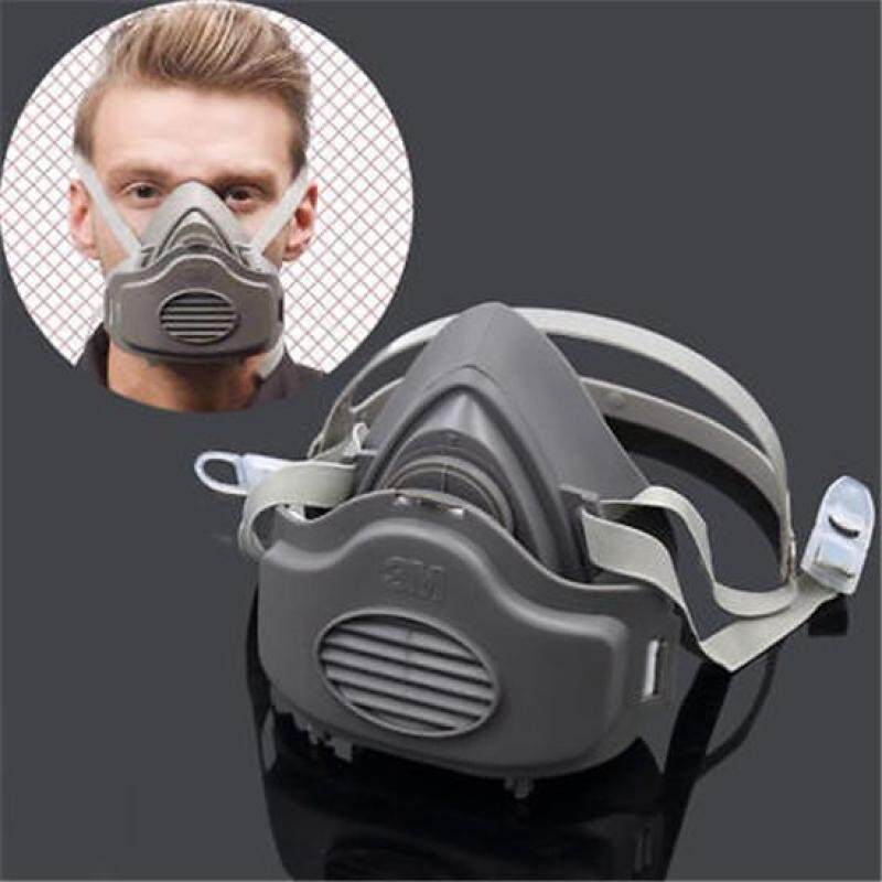 Buy 3M Filter Respirator Masks Protection gas filter Dust Insurance Supplies Malaysia