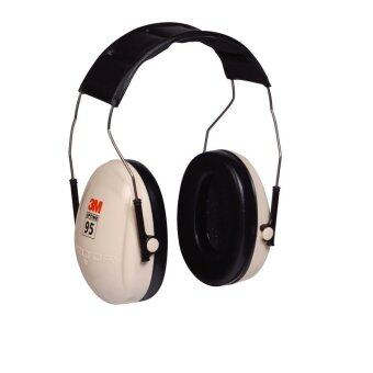 Harga 3M Peltor Earmuff H6AV Optime 95 Noise Reduction Ear muff, 1 Each