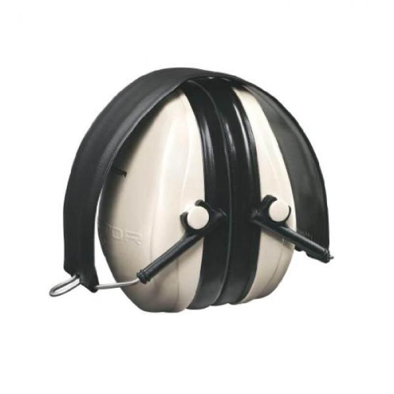 3M Peltor Optime 95 Over-the-Head Folding Earmuffs, Hearing Conservation H6F/V (Pack of 1)