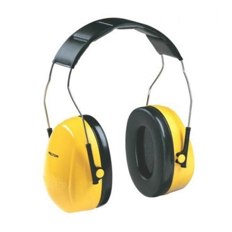 Buy 3M Peltor Optime 98 Over the Head Earmuff, Hearing Protection, Ear Protectors, NRR 26 dB, Ideal for heavy equipment operations Malaysia