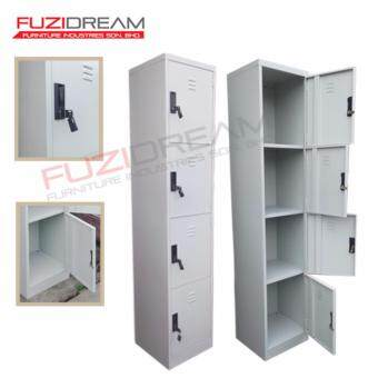 Harga 4 COMPARTMENT METAL LOCKER