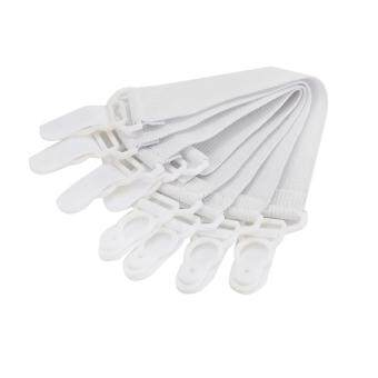 4pcs Collection Bed Sheet Grippers - 2