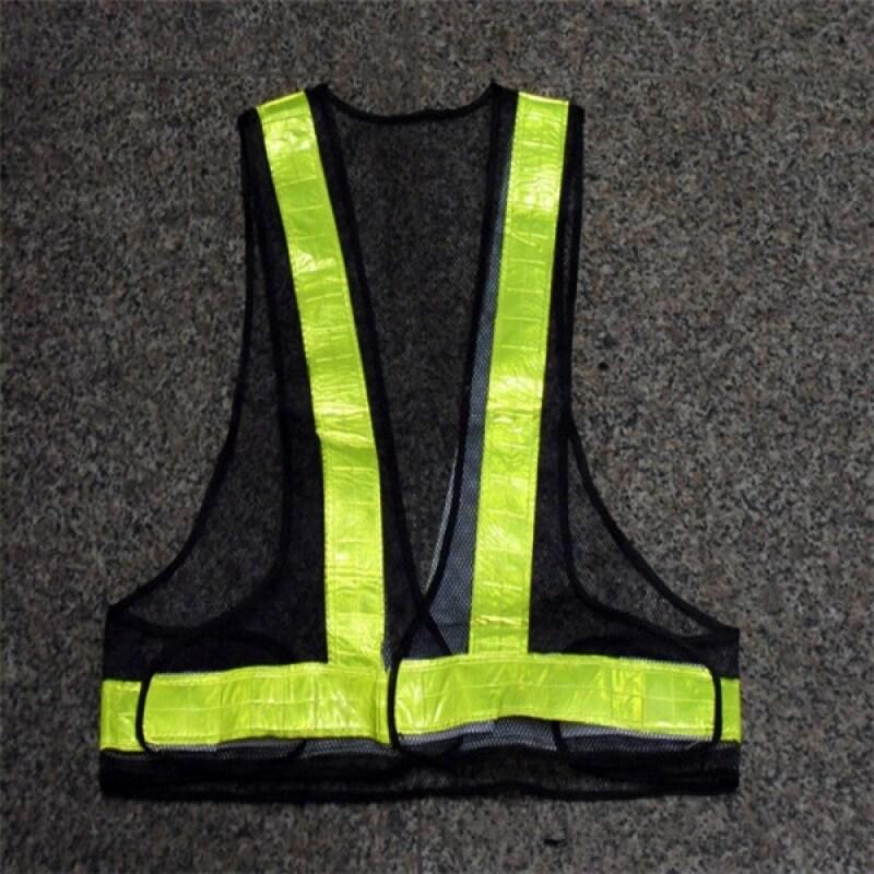 50PCSReflective Vest High Visibility Warning Traffic Construction Safety Gear