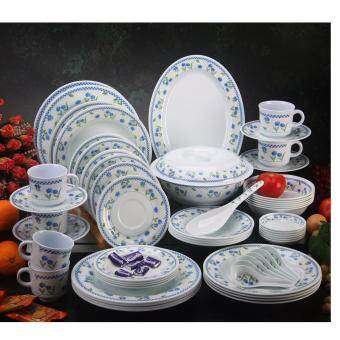 Harga 58 PC QUALITY THICK DINNER SET 85058AR