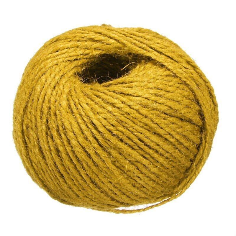 Buy 7 Color Wrap Gift Link Paper Tag Jute Burlap Ribbon Twine Rope Cord String 50M Malaysia