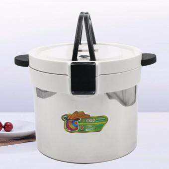 Harga 8L Multifunctional Intelligent Magic Thermal Wonder Cooker Pot