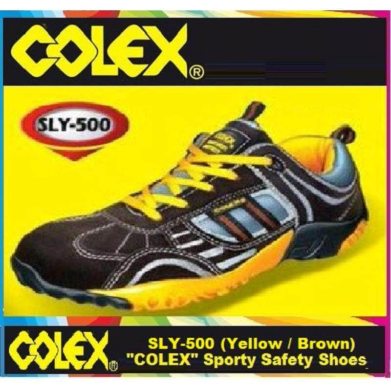 Buy 8#(UK42#) SLY-500 & SLB500 COLEX SPORTY SAFETY SHOES Malaysia