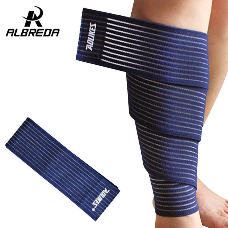 Buy 90*7.5cm Elastic Bandage Tape Sport Knee Support Strap Knee Pads Kinesiology Protector Band for Joelheira Ankle Leg Wrist Wrap Malaysia