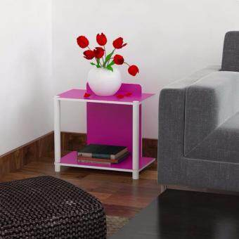 A-Tech Multipurpose Rack / Side Table MR 2310 Dark Pink