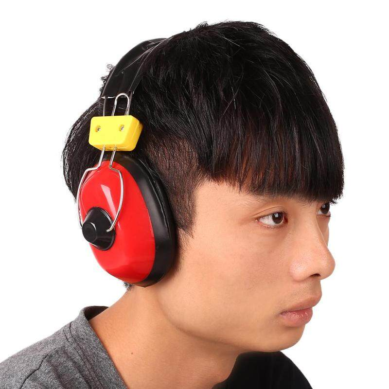 Adjustable Hearing Protection Earmuffs Noise Reduction Headbands Children