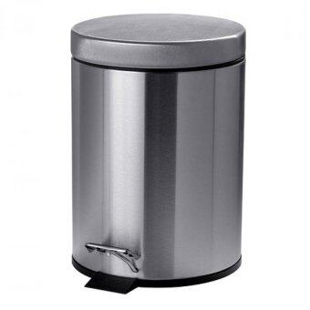 Aimer 12 Liter Stainless Steel Dust Bin - 6412