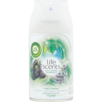 Air Wick Life Scents Forest Waters Multi-Layered Fragrance Freshmatic Refill 157g