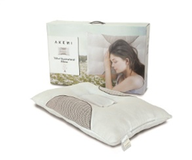 akemi triact buckwheat pillow