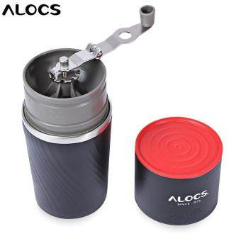 ALOCS CW - K16 4 in 1 Portable Outdoor Camping Multifunction CoffeeMug Grinding Machine