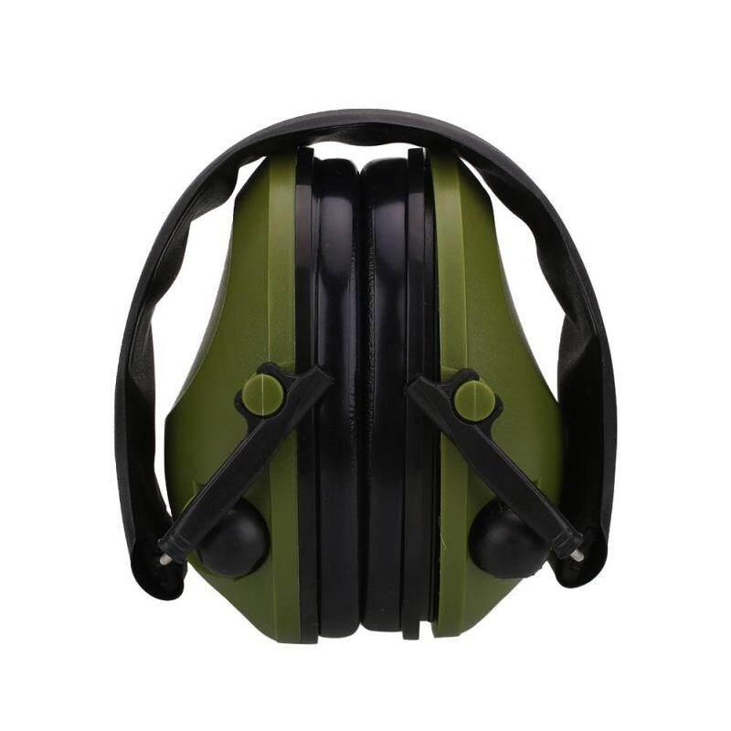 Buy Angel-Tactical Anti-Noise Electronic Earmuff Fold Ear Peltor Earmuffs headphone 21SNR Malaysia