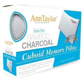 Ann Taylor Cuboid Bamboo Charcoal Memory Pillow