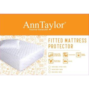 Harga Ann Taylor Fitted Mattress Protector - Single