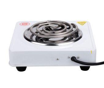 Astar Homdox Electric Portable Home Cook Single Burner Hot PlateHotplate EU Plug.(White) - 4