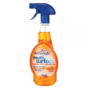 Astonish Multi Surface Cleaner With Orange Oil (750ml)
