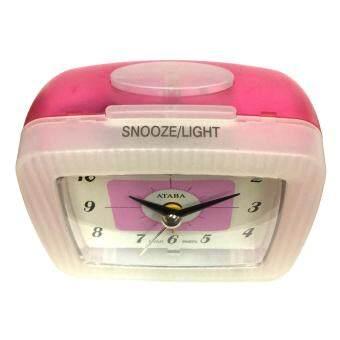 ATABA alarm clock TD-8323 (pink) - 4