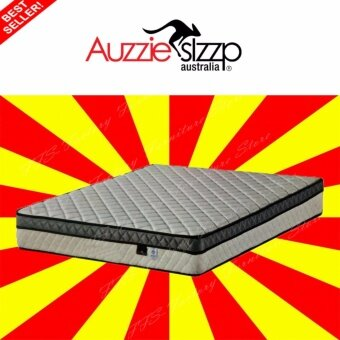 Aussie Sleep Cresswell 10 inch King Spring Mattress