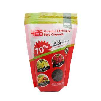Harga Baba Smart Grow 426 Organic Fertilizer 500G