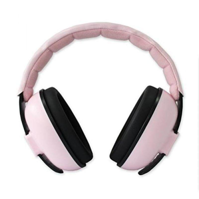 Baby Ear Muffs Infant Hearing Protection Foldable and Adjustable Ear Defenders Safety & Noise Reduction for Newborn 3 Months - 2 Years for Sleep Shooting Airplane by Comhoney