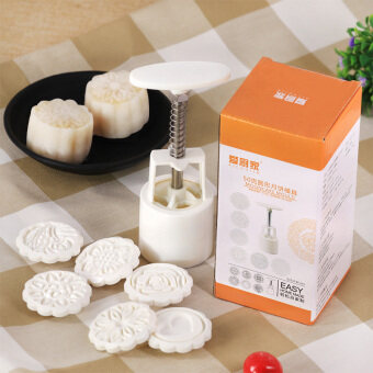 Baking pineapple cakes mung bean cake moon cake mold