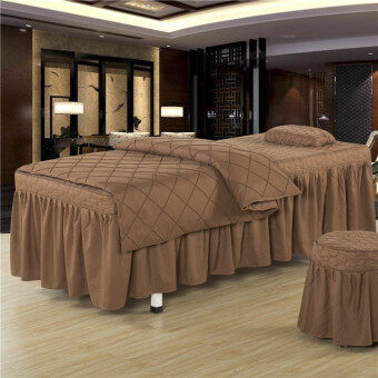 Sell beauty salon spa body massage bed sheets in lazada for Beauty salon bed