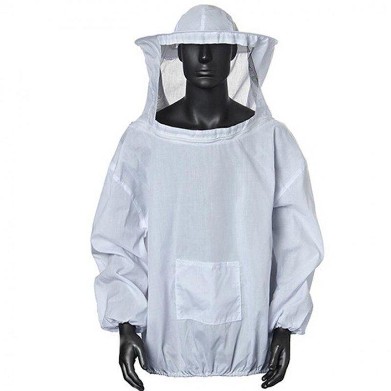 Buy Beekeeping Jacket Net Veil Mask Beekeepers Bee Suit Clothes Clothing Smock Malaysia