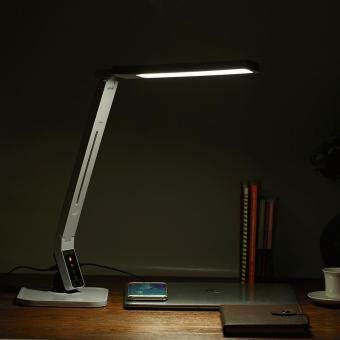 Harga BlitzWolf BW-LT1 Eye Protection Smart LED Desk Lamp Table LampLight Rotatable Dimmable 2.1A USB Charging UK