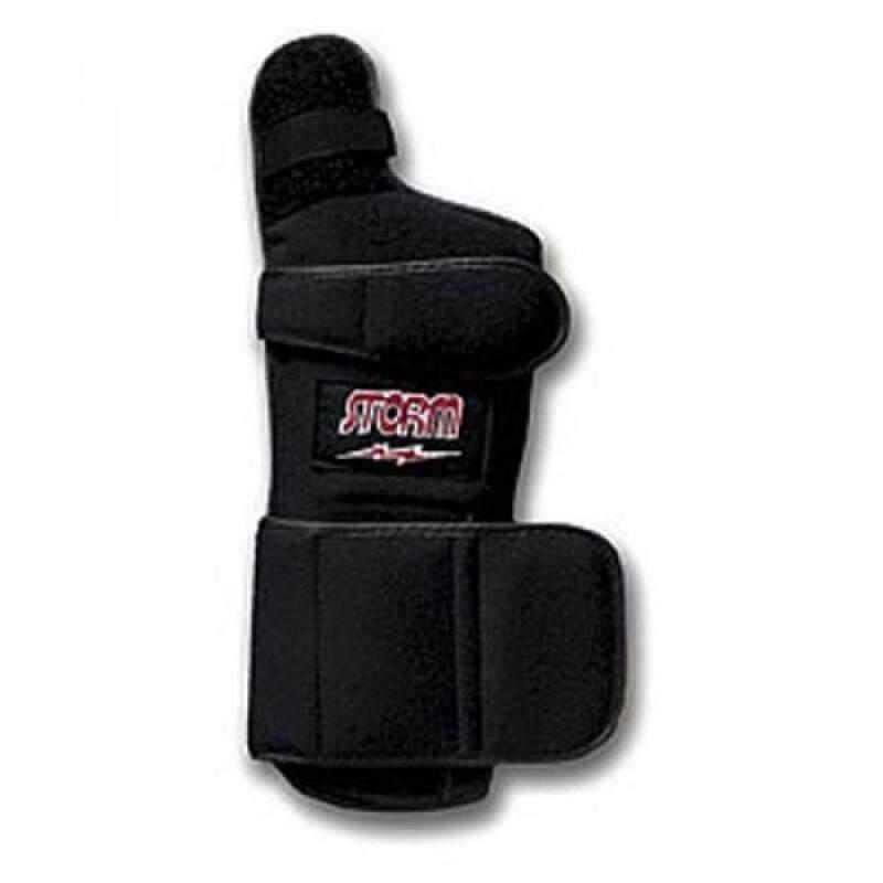Buy [boran]Storm Xtra-Hook Wrist Support, Black, Medium, Left Malaysia