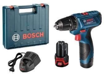 Bosch 12 V Compact Cordless Drill/Driver GSR 120-LI ProfessionalFree 10pcs Bosch Screwdriver Bit Philips 2 Professional Plus