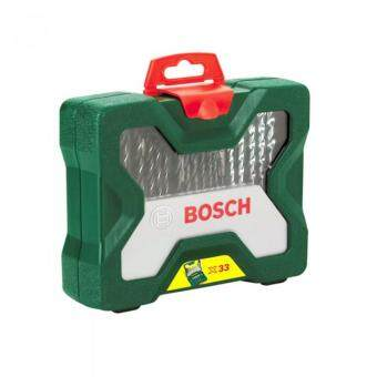 Bosch #2607019325 X-Line 33-Piece Drill Bit and Screwdriver Bit Set