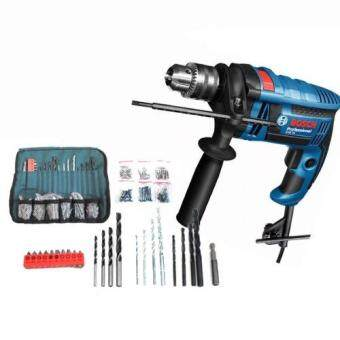 bosch gsb 750w 16mm impact drill set bosch gsb 16 re professional lazada malaysia. Black Bedroom Furniture Sets. Home Design Ideas